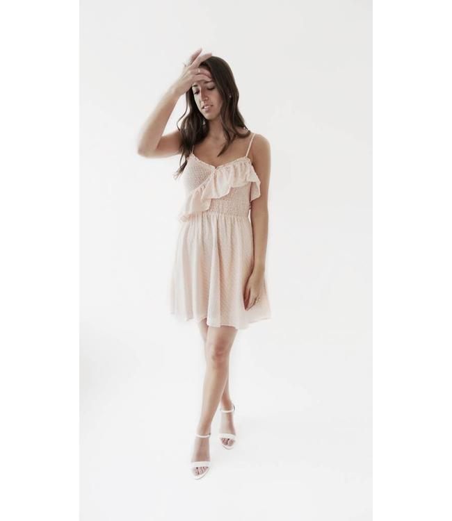 HEARTLOOM PETAL DRESS - CAMEO - 15B -