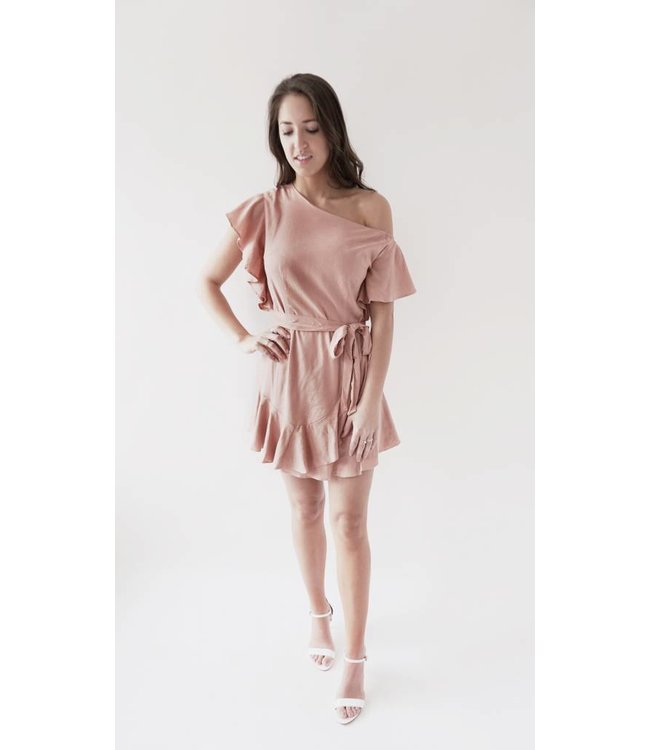 HEARTLOOM MARIEL DRESS - CAMEO -
