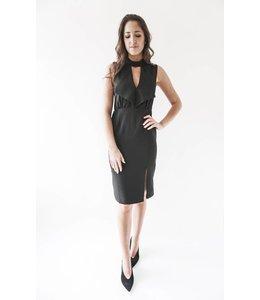 ADELYN RAE MILLA DRESS - 3323 - BLACK