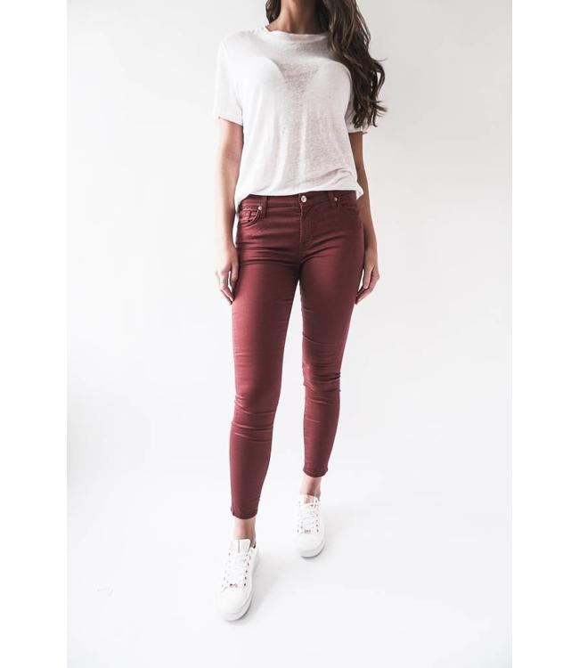 7 FOR ALL MANKIND THE ANKLE SKINNY - 1035 - COPP