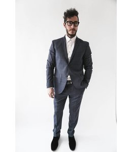 TIGER OF SWEDEN JIL 8 SUIT - MIST BLUE