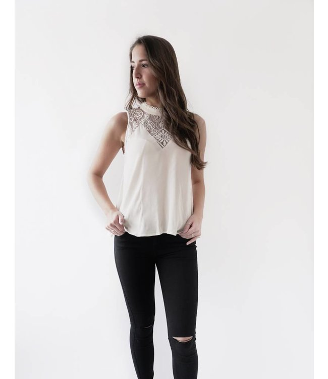 GENTLE FAWN ANYA TOP - 2320 - SWAN