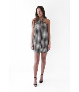 HEARTLOOM KIT DRESS - GINGHAM - 35A -
