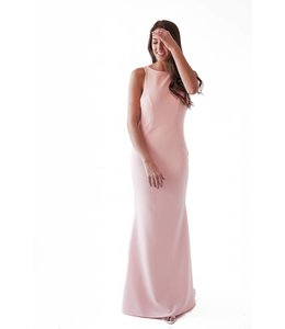 ARTI GOGNA JANET GOWN - BLUSH