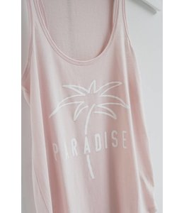 SOUTH PARADE BELLA TANK - PARADISE - PINK