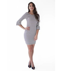 SET MARINIERE DRESS - 069 - STRIPE