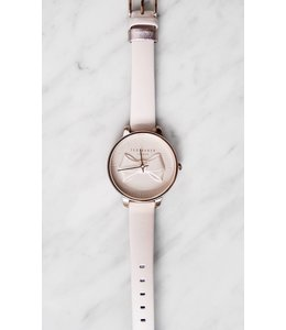 TED BAKER BOW WATCH - 5001 - PINK