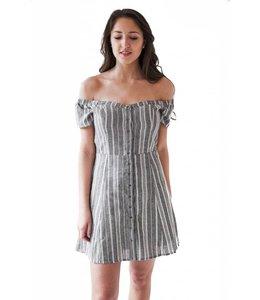 HEARTLOOM WILLA DRESS - 04B - TAR