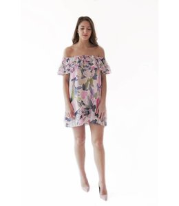 FRENCH CONNECTION CATLETT DRESS - HYS - FLORAL