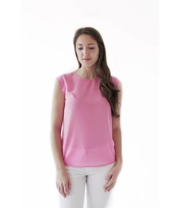 FRENCH CONNECTION CLASSIC TOP - JCN - PINK