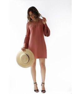 ADELYN RAE RAISSA DRESS - 3352 - ROSETTE