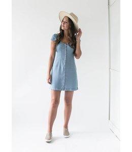 GENTLE FAWN MADDIE DRESS - 8332 - BLUE