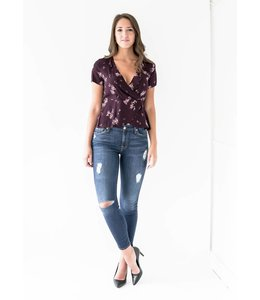 7 FOR ALL MANKIND ANKLE SKINNY - 1887A - DUC2