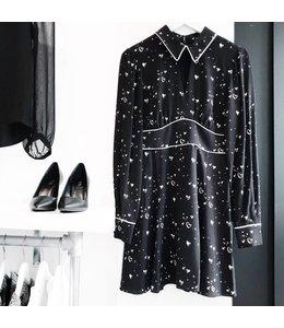 PARKER KAYLIN DRESS - BLACK LOVE LANE