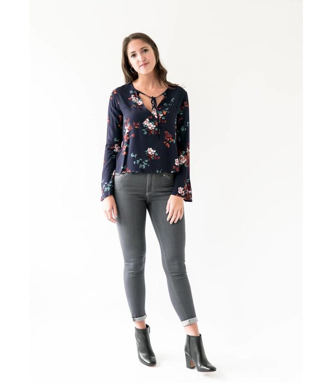 GENTLE FAWN DION TOP - 2394 - NAIRN