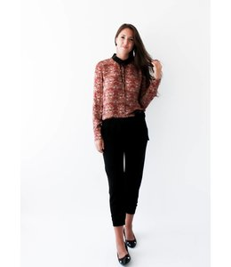 SET FLOWER BLOUSE - 890 - PATTERN