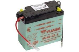 Yuasa Motor Battery Yuasa 6N4B-2A-3