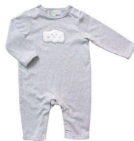 ALBETTA Cloud Crochet Babygrow