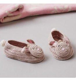 ALBETTA Crochet Bunny Booties
