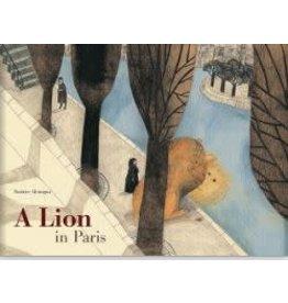 Lion in Paris