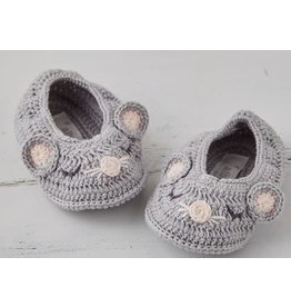 ALBETTA Crochet Mouse Booties