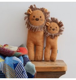 ALBETTA Knit Lion Toy