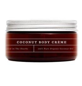 CREEKBABY Coconut Body Creme - 8 OZ