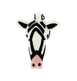 FIONA WALKER OF LONDON Mini Zebra with Pink Nose