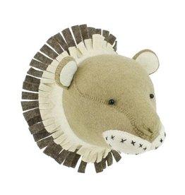 FIONA WALKER OF LONDON Semi Lion Ivory & Camel