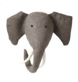 FIONA WALKER OF LONDON Semi Elephant with Tusks