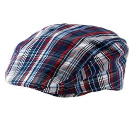 BABY Plaid Golfer's Hat
