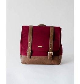 LITTLE UNICORN Marindale Backpack - Pomogranite