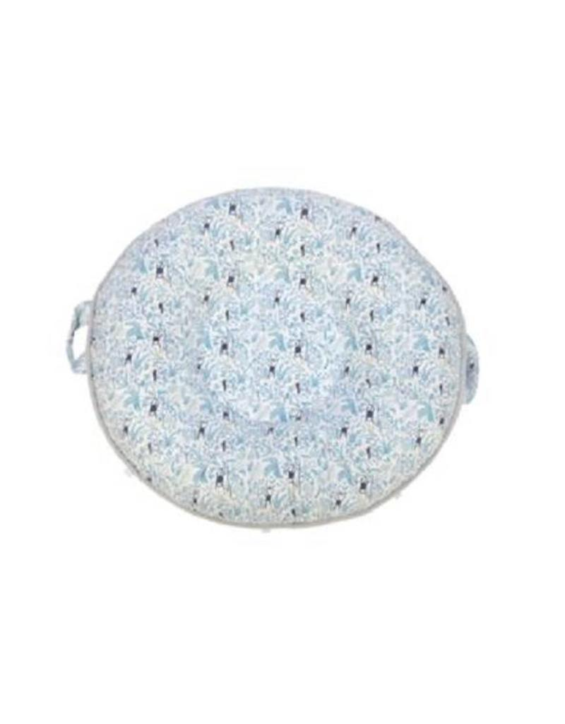 PELLO George Floor Pillow - LIGHT GREY - Bel Bambino by Elements of ...