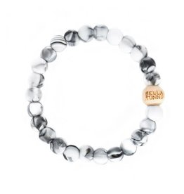 BELLA TUNO Bracelet - Milwaukee Marble Black