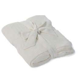 BAREFOOT DREAMS CozyChic Ribbed Blanket