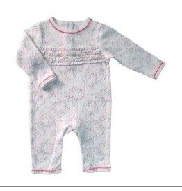 ALBETTA Meadow Print Babygrow