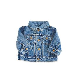BABY Faded Denim Jacket