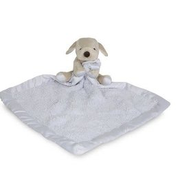 BAREFOOT DREAMS Barefoot Buddy Puppy -  Blue