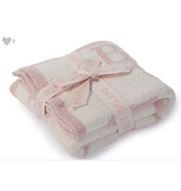 BAREFOOT DREAMS Cozychic ABC Blanket