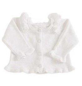 BABY White Cardigan