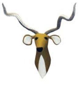 FIONA WALKER OF LONDON Large Antelope Head