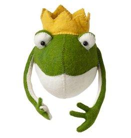 FIONA WALKER OF LONDON Large Frog Prince Head