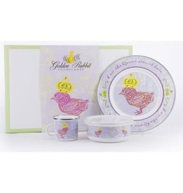 GOLDEN RABBIT Gift Set - Chirp Girl