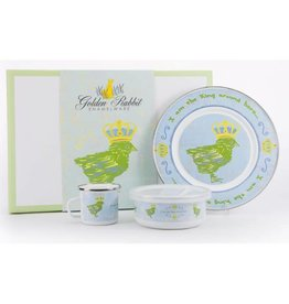 GOLDEN RABBIT Gift Set - Chirp Boy