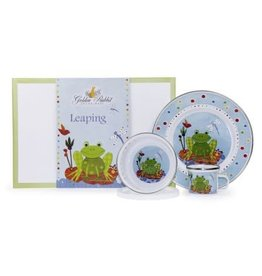 GOLDEN RABBIT Gift Set - Leaping