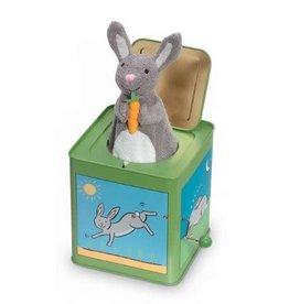 JACK RABBIT CREATIONS Jack-in-the-Box - Bunny