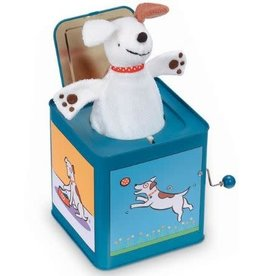 JACK RABBIT CREATIONS Jack-in-the-Box - Dog