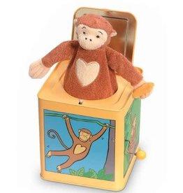 JACK RABBIT CREATIONS Jack-in-the-Box - Monkey