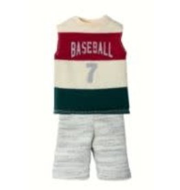 MAILEG Ginger Brother Size 1 Sports Set