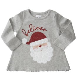 MUD PIE Santa Dazzle Tunic
